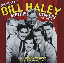 billy hayley and the comets